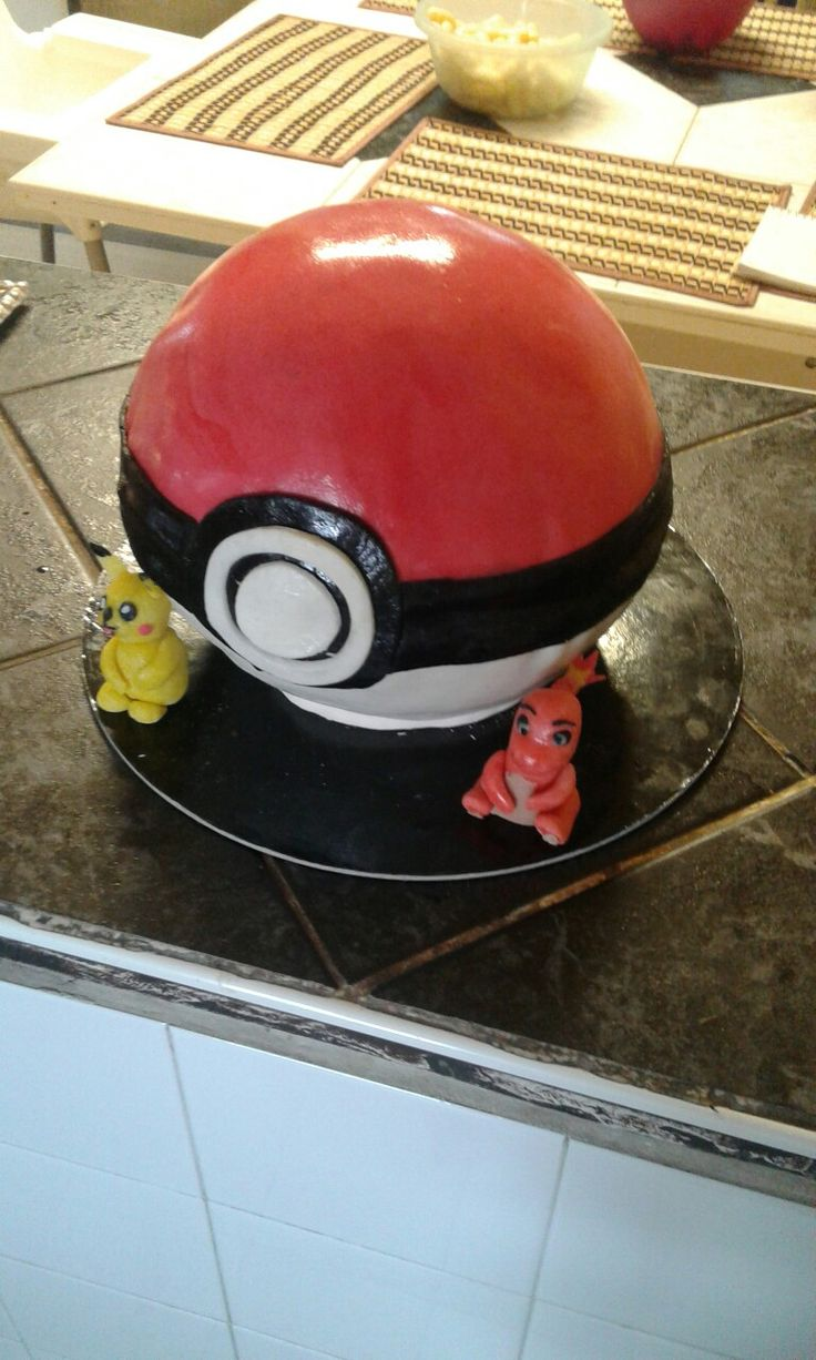 Pokemon torta
