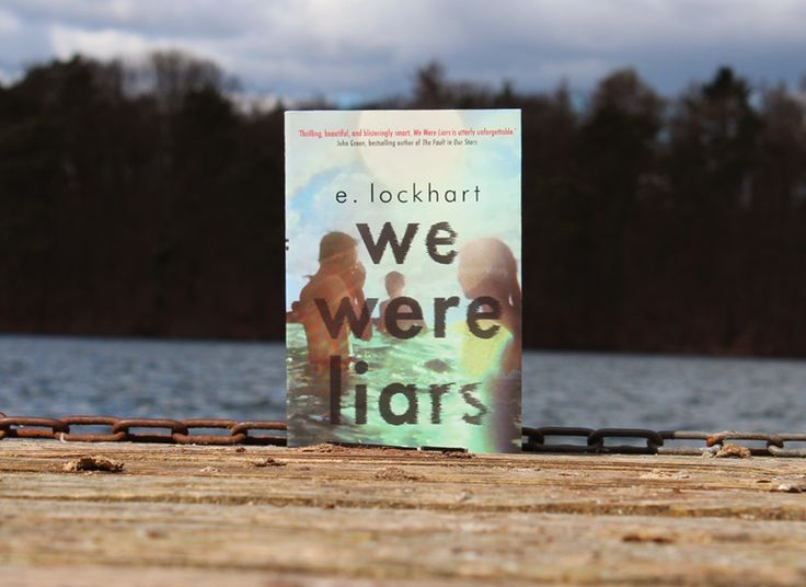 """We Were Liars"" – E. Lockhart  ♥︎♥︎♥︎♥︎♡ // Roman · heartcover.eu – Julias Bücherblog"