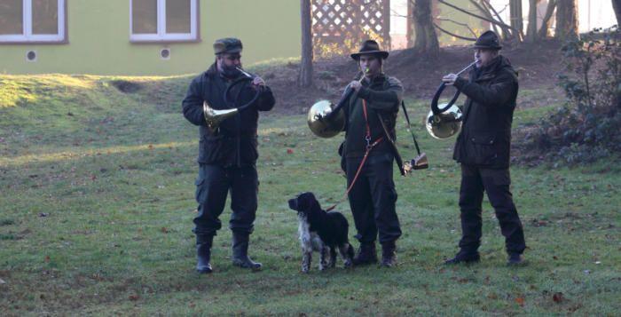 Lovečtí psi skládali zkoušky, nejlepší byl Ben
