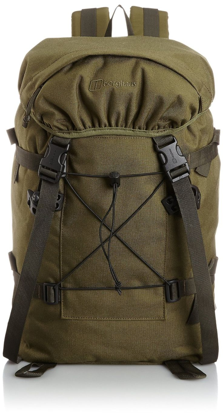 Berghaus Munro Men's Military Spec Backpack Cedar, 35 lt