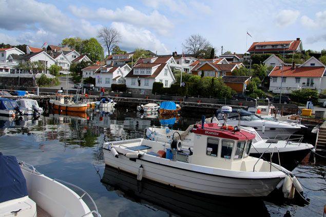 Drobak (Noruega) El Pueblo de Papa Noel