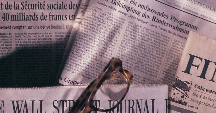 Como escrever uma reportagem de jornal. Os leitores recorrem aos jornais para obter informações claras, concisas e imparciais. Assim, há uma certa fórmula para escrever uma notícia que produz um texto altamente legível. O espaço é algo valioso em um jornal, e por causa do formato, é necessário que você inclua todos os detalhes relevantes no menor número possível de palavras. Leia esse ...