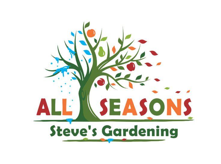 7 best Gardening Logos images on Pinterest | Floral flowers, Logo ...