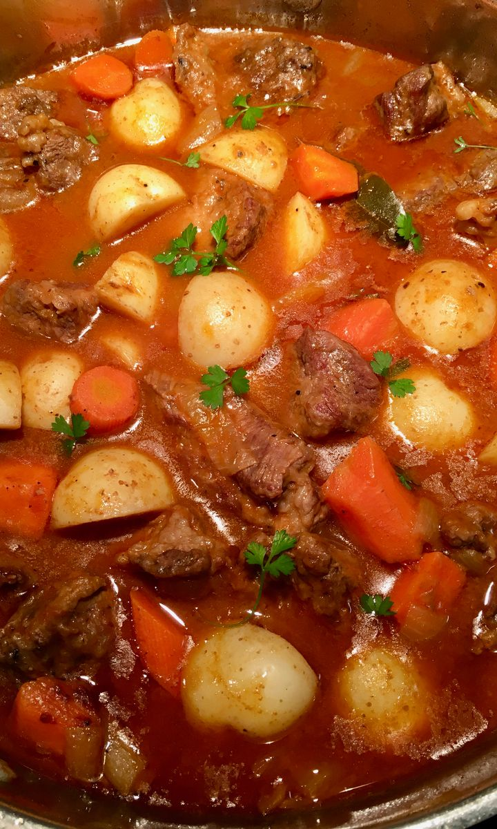 One Pot Hearty Beef Stew Recipe Beef Stew Recipe Stew Recipes Hearty Beef Stew