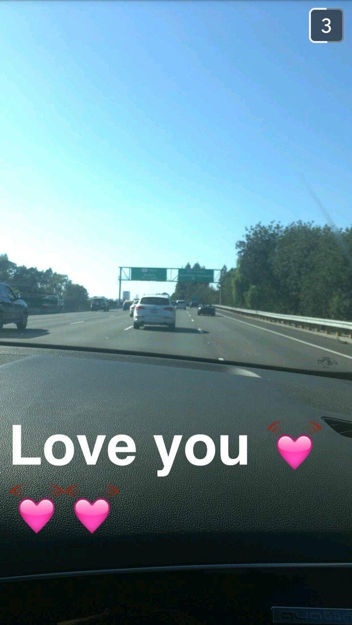 26 października - wysłałam snapa do Anny Todd, że ja kocham, a ona mi odpisała 😭💞🙊