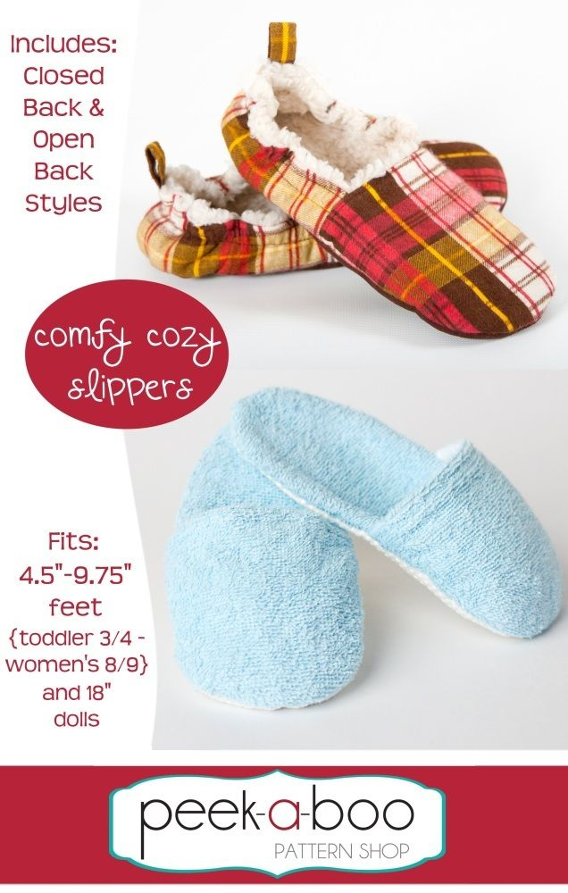 Image of Comfy Cozy Slippers
