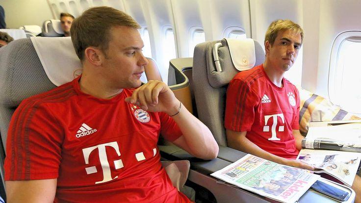 「Manuel Neuer has married his girlfriend」の画像検索結果