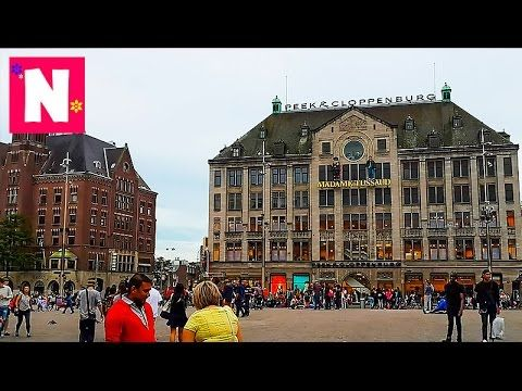 AMSTERDAM  Museum Madame Tussaud. Музей Мадам Тюссо в Амстердаме.ЕВРОТУР EUROTOUR НАСТЮШИК
