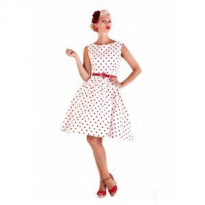 Lindy bop Audrey Pink Rose dress & pink petticoat