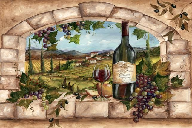 308 best cross stitch wine themes images on pinterest for Crossing the shallows tile mural