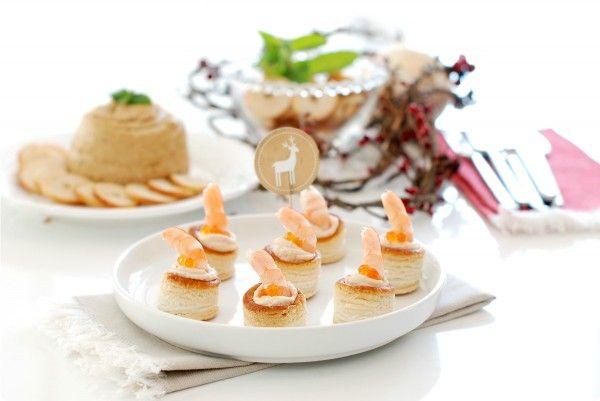 Receta de Paté de marisco con Thermomix®. De la presentación dependerá el éxito. Que lo disfrutes.