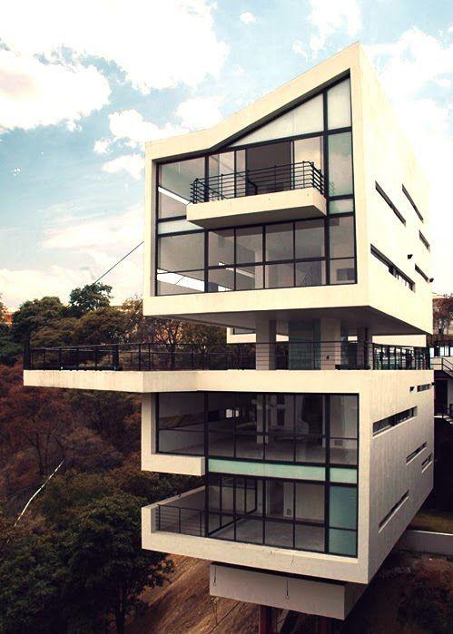 simplypi architecture cantilever pinterest. Black Bedroom Furniture Sets. Home Design Ideas
