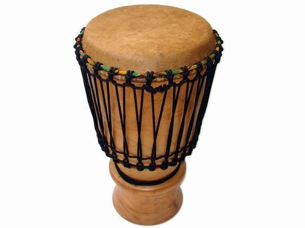 Bougarabou Drum - Large - Jamtown World Instruments