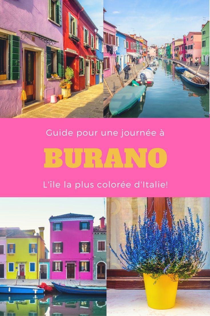 Notre guide pour passer une journée à Burano.