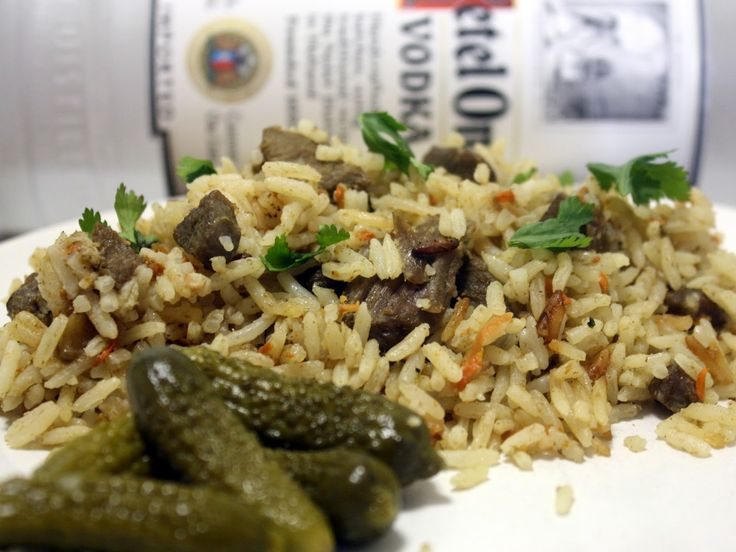 Plov warms my soul. Not because of the temperature that it is served at, but because it reminds me of family. This is not a dish that I've ever made or consumed by myself. It's meant to be shared w...