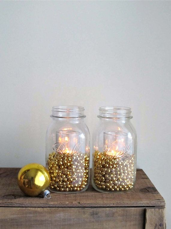 Great idea for those Mardis Gras beads you may having laying around ;)