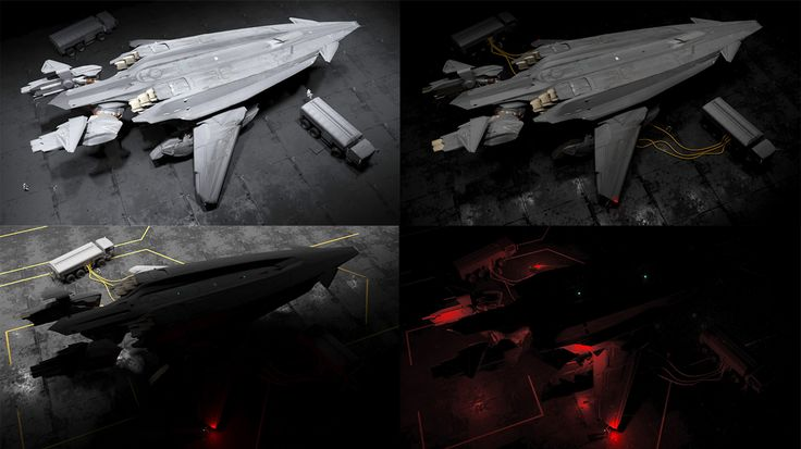 Designing the Shadow Marshal Stealth Ship | Mike Hill Design