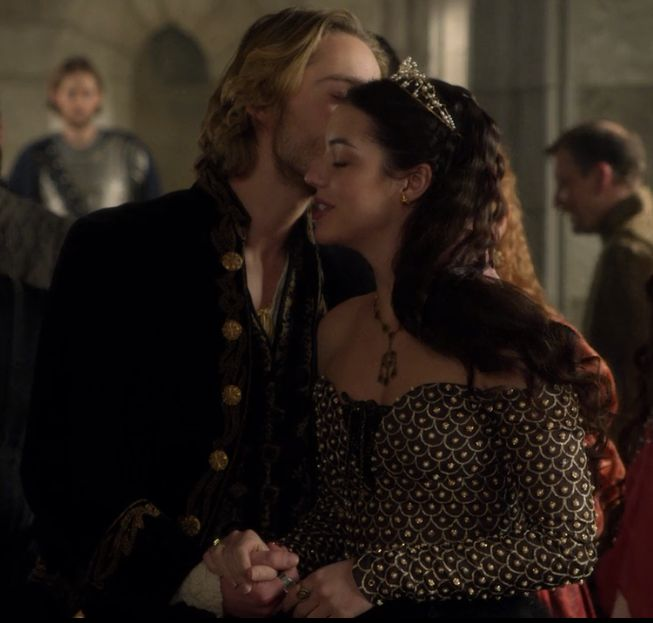 "Mary Stuart & Francis Valois - Reign ""Dirty Laundry"""