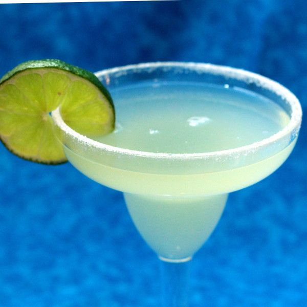 The Top Shelf Margarita recipe uses the traditional lime juice instead of a sour mix, along with top shelf tequila and Grand Marnier.