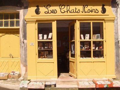 Les Chats noirs - Village du Livre de Cuisery