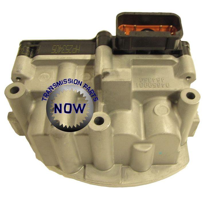 Dodge Chrysler Transmission A604 41TE Rebuilt Solenoid Block Pack R92420B      #TransmissionPartsNow