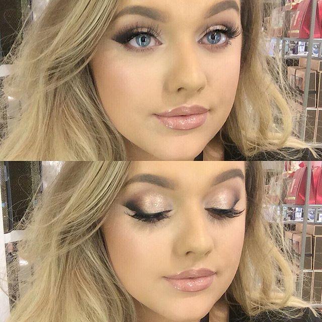 lip combo: Mac cosmetics cultured liner honeylove pretty plush plush glass