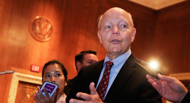 Departed tax chief John Koskinen explains why even he can't see Trump's taxes—and why we should 'beware the collapse of the IRS.'
