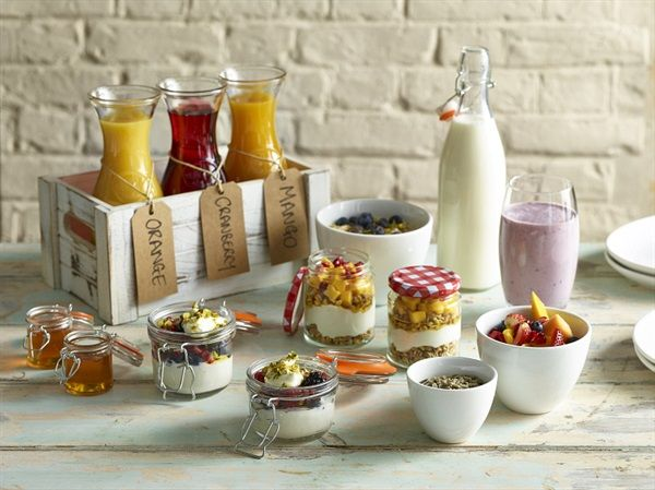 a great variety of breakfast buffet display items is available to buy online today at www