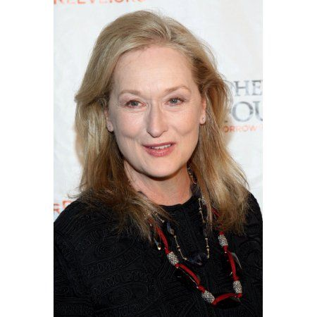 Meryl Streep At Arrivals For Christopher & Dana Reeve Foundation 19Th Annual A Magical Evening Gala Canvas Art - (16 x 20)