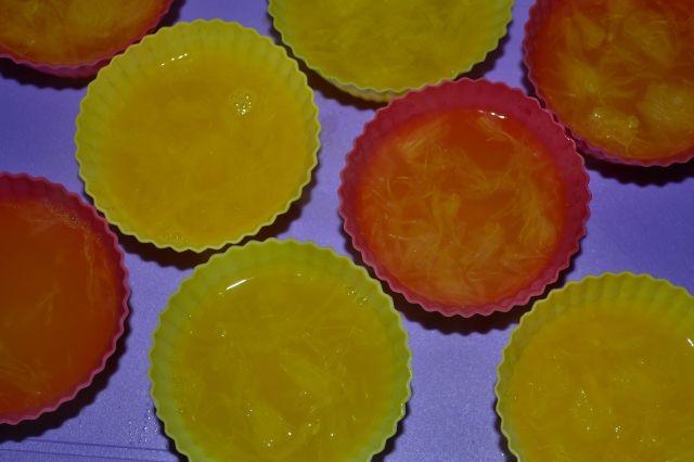 Мятно-лимонное желе - Рецепты от Daily-menu.ru - Daily-menu.ru