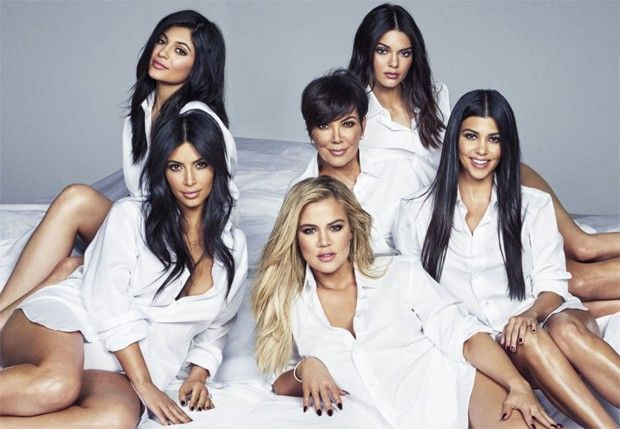 Contamos, de uma vez por todas, de onde vieram e quem são as irmãs Kardashian/Jenner