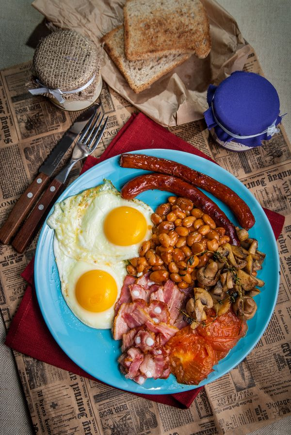 """Завтрак в Норе. """"Гарри Поттер"""", """"Литературная кухня"""". Литературная кухня, Бра, из Одессы с морковью, кулинария, еда, рецепт, длиннопост, Гарри Поттер"""