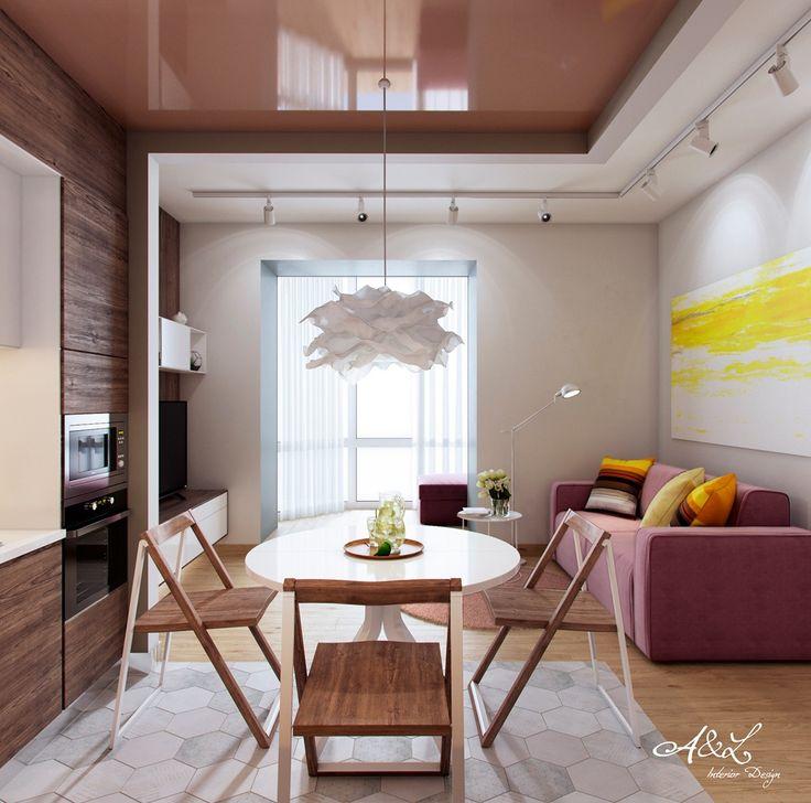 simple small apartment design