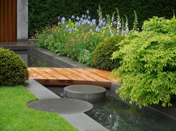 Best Backyard Water Gardens Images On Pinterest Garden Ideas