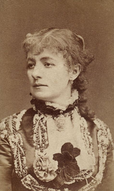 #Helena_Modrzejewska (Helena Jadwiga Misel) - (1840 – 1909) a famous Polish actress known in the US as #Helena_Modjeska. Mother to Rudolf Modrzejewski aka Ralph Modjeski, a Polish American architect  #Polish_women #Polish_actresses