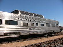 California Zephyr-train route from Salt Lake CIty, UT to Emeryville, CA