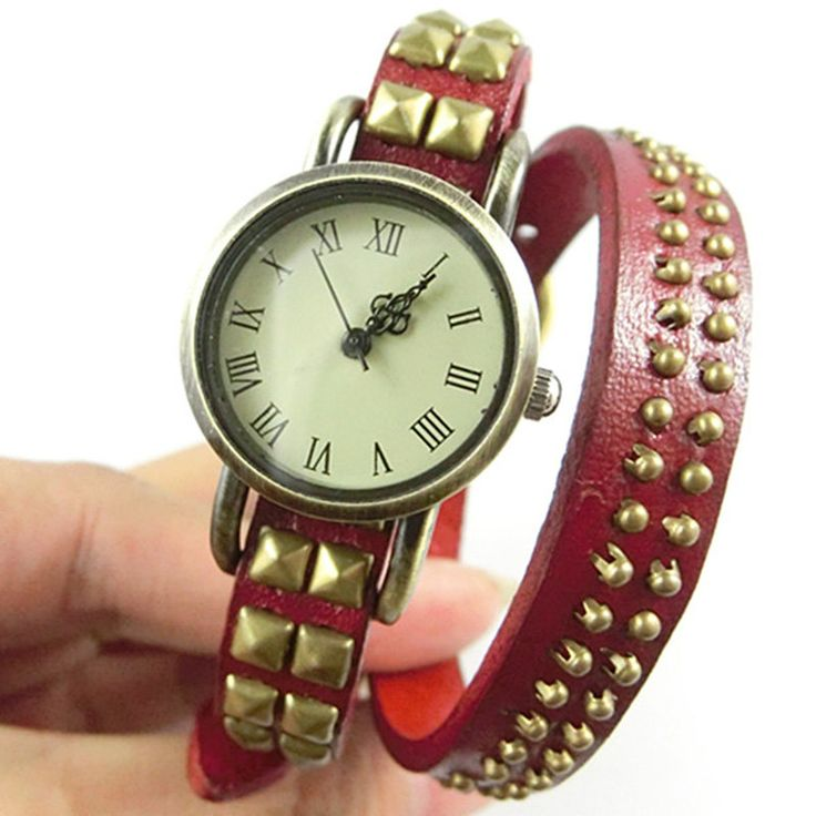 Bronze is an attractive and hot color. The trend of wearing bronze wrist watches is among the top wrist watch trends 2015. These bronze wrist watches are quite different from other wrist watches. These watches give women a manly tone. Leather bronze wrist watches are the latest one. Most recent trend 2015 is the trend of leather band bronze wrist watches. Bronze wrist watches in cuff style are the most recent wrist watches for women 2015.