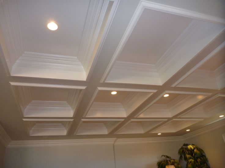 Coffered Ceiling | Coffered Ceilings | Builders Daily Solutions