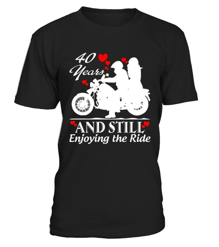 40th Wedding Anniversary Gifts Shirt Perfect Couple