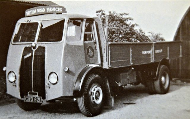 BRS Sentinel 14 Ton D/S CWO 621, via Flickr.