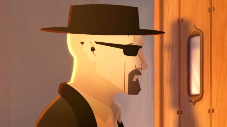 'Do You Want to Build a Meth Lab?', An Animated Parody of 'Frozen' & 'Breaking Bad' Where Mr. White Sings to Pinkman