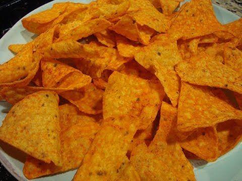 """Truque como fazer """"Doritos"""" -Olá galera! Hoje vamos ensinar como fazer o tão delicioso DORITOS !! Link do vídeo: https://youtu.be/t7D7iDBwJ6g Truque como faz..."""
