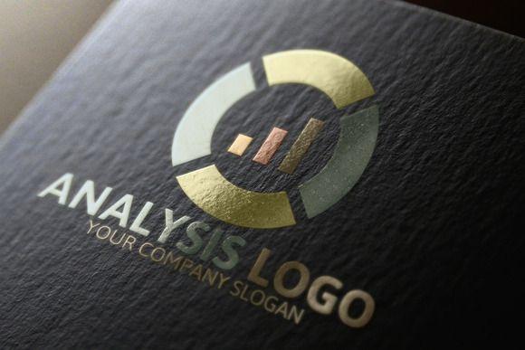 Stock Analysis logo by Josuf Media on Creative Market