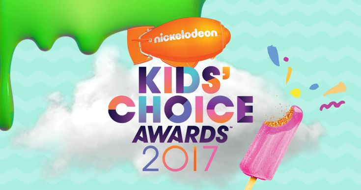 Image result for nick kids choice awards 2017 graphics