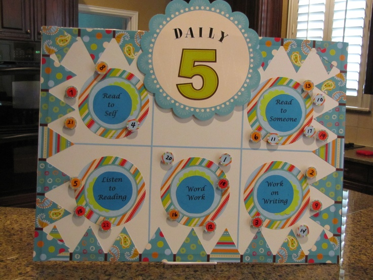 Daily 5 using CTP's Dots on Turquoise!  #daily5 #DOT #dailyfive  #CTP