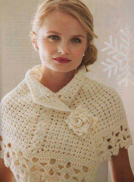 Prenda de lana accesorio para engalardonar tu presencia y abrigarte más luciendo bella y elegante a la vista de todos .