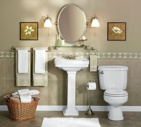 Bathrooms DIY Projects For Including Bathroom Tile Lighting Remodeling Faucets And More Diy Skills