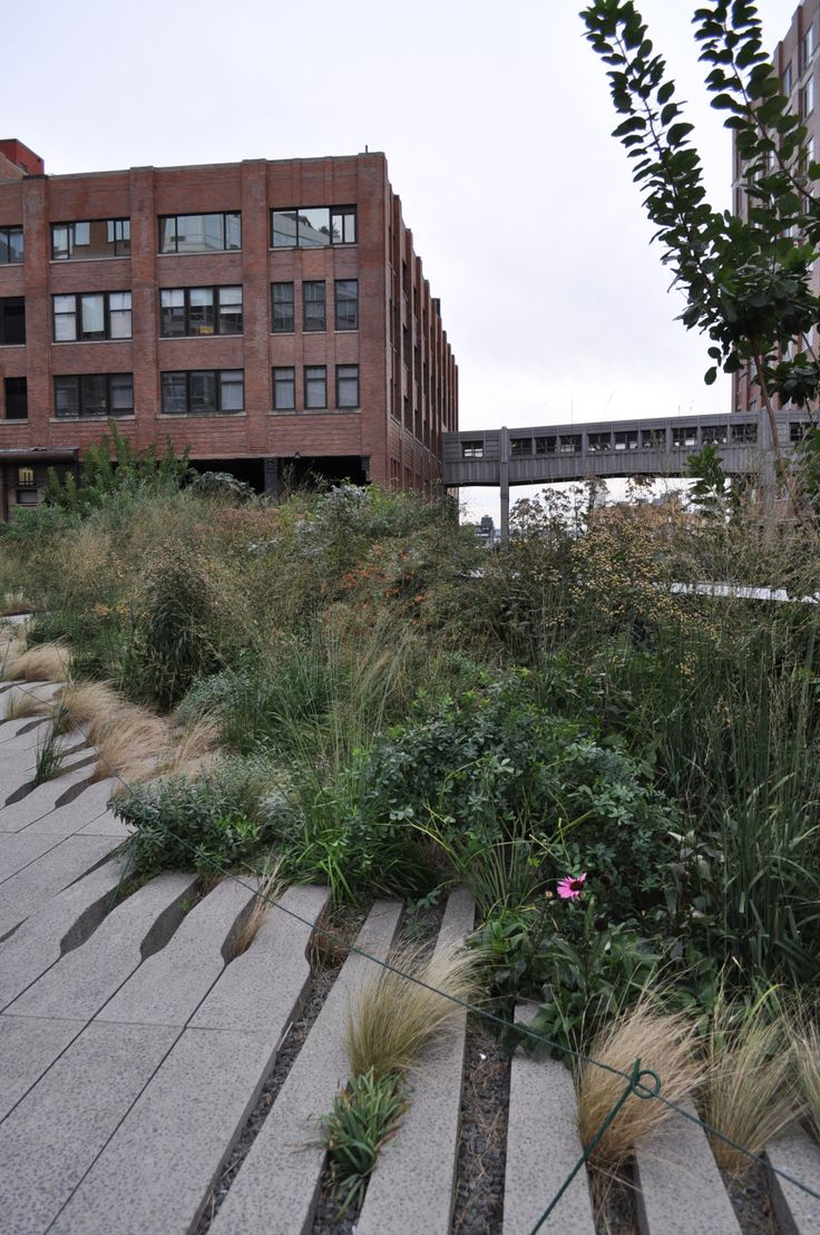 High line, Manhattan