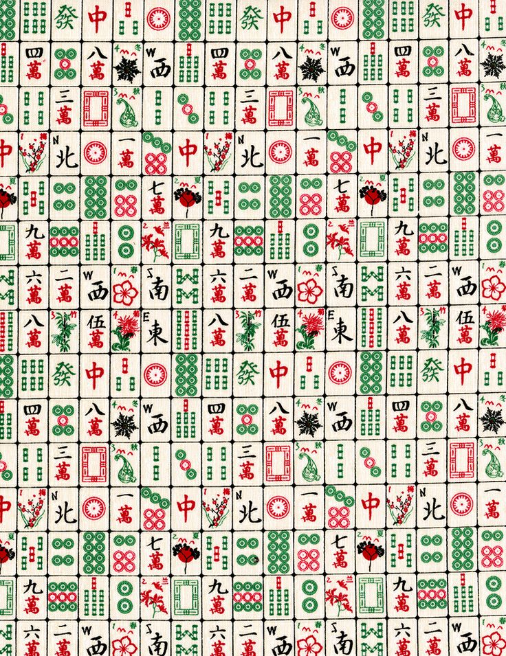 Mahjong Fabric Mah Jongg And Me Pinterest Fabrics