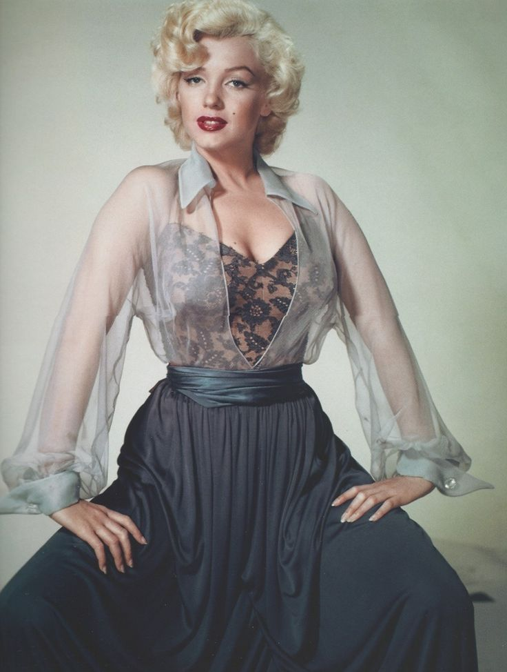 Marilyn Monroe Video Archives — Marilyn Monroe 1952